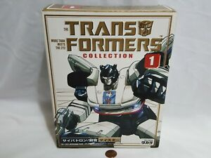 NEW Transformers Takara Collection 1 Meister / Jazz Autobot miester Japanese