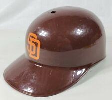 VINTAGE SAN DIEGO PADRES SOUVENIR PLASTIC Batting Helmet Sports Product Corp.