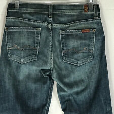 7 Seven for all Mankind Button Fly Straight leg jeans Size 26
