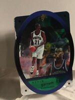Kevin Garnett 1996 Upper Deck SPx Die Cut Rookie Card