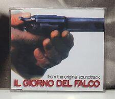 IL GIORNO DEL FALCO - SOUNDTRACK - 3 TRACKS CD SINGLE NM/EX+ PRIDE RECORDS