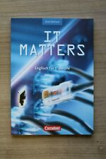 IT Matters - Englisch für IT-Berufe - Second Edition - B1/B2 - Schülerbuch