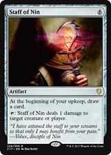 BASTONE DI NIN - STAFF OF NIN Magic C17 Mint