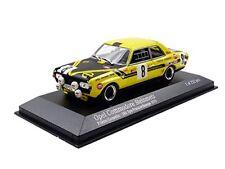 Opel Commodore a Steinmetz #8 24h Spa 1970 pilette Gosselin 1 43 Minichamps