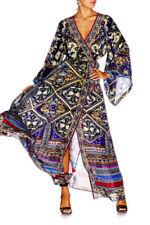 Camilla Long Wrap Dresses