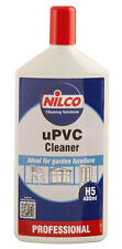 Nilco uPVC Cleaner 480ml Ideal for Garden Furniture Indoor and Outdoor Use