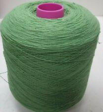 natur Wolle Garn Stricken /& häkeln|Kone 100/% baumwolle blau  800gr Nm 20//2 bw55