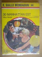 30 Manhattan est	Waugh Hillary	Mondadori	1970	giallo	1094	Sessions keen	206