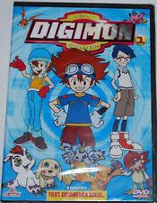 DVD DIGIMON - DIGITAL MONSTERS neuf sous blister