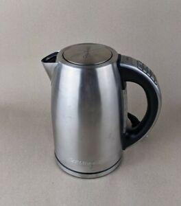 Cuisinart PerfecTemp Cordless Programmable Electric Kettle 1.7L Water Heater