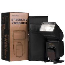 Yongnuo YN-568EX TTL Flash Speedlite HSS for Nikon D800 D700 D600 D300s D300