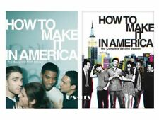 How to Make it in America ~ Complete Series ~ Season 1 & 2 ~ BRAND NEW DVD SETS