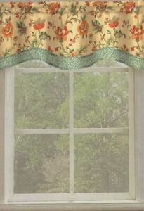 """Waverly Home Catherine Floral  Kristy Valance 52"""" W. x 16"""" L. Multi Color"""