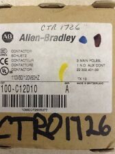 Allen Bradley CTR01726 CONTACTOR; 3 PHASE, NORMALLY OPEN