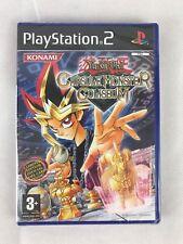 PS2 Yu-Gi-Oh! Capsule Monster Colisuem (2005), UK Pal, New & Factory Sealed