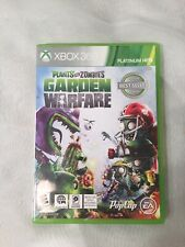 Xbox 360 : Plants vs Zombies Garden Warfare VideoGames
