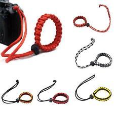 Kamera handschlaufe seil für dslr sony nikon outdoor überleben paracord armband