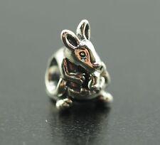 Original PANDORA elemento charm 791910 Spring extremo canguro recién 925 plata sale