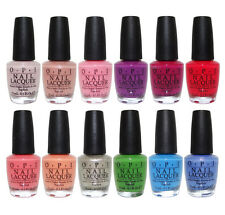 OPI Nail Lacquer Set of 12 New Orleans Collection Spring 2016