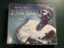 Elton John THE VERY BEST OF Euro Import 30-trk 2xCD Set