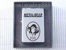 Metal Gear Solid FOX Special Troops New Metal Case