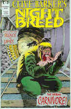 Clive BARKER'S Nightbreed # 17 (USA, 1992)