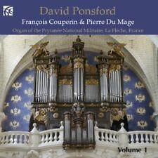 David Ponsford, F. Couperin - French Organ Music 1 [New CD]