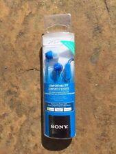 Auricolari e cuffie nere audio portatile Sony