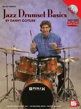 Mel Bay Jazz Drumset Basics-ExLibrary