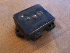 MZ RT125 Blinkgeber Bakelit NEU original DDR ES Berliner Roller Pitty Blinker