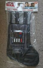 Official Star Wars Darth Vader Christmas Stocking Fleecy Groovy UK Merch