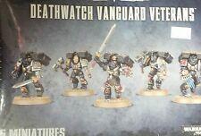 Warhammer 40K Space Marine DEATHWATCH VANGUARD VETERANS New Sealed