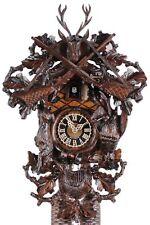 hönes -jagdstück 44cm- 8261/3nu Reloj Cucú ORIGINAL DE LA SELVA NEGRA CUCO EC