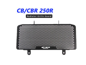For HONDA CB300R CB250R CBR300R 250R Moto Protective Cover Radiator Grille Guard