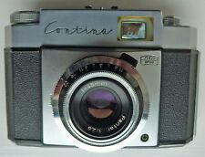 Zeiss Ikon Contina 1 35 mm Camera with Skylight 1A, Manual and Case