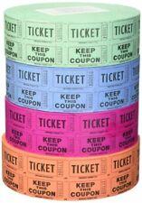 Indiana Ticket Company 56759 Raffle Tickets 4 Rolls