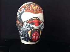 Biker Mask  Tiger full Neoprene Face Mask