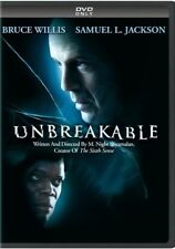 Unbreakable (Dvd,2000)