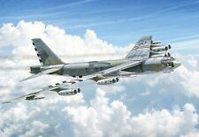 1/72 scale USAF B-52H Stratofortress model kit by Italeri