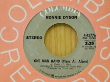 Ronnie Dyson 45 One Man Band bw I Think I'll Tell Her - Columbia M-