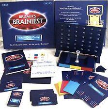 Britain's Brainiest Family Quiz Board Party Game - ITV Celador FEVA - Brand New