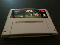Super Star Wars SNES Super Nintendo PAL