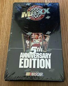 Race Cards Maxx 1988 - 1992 5th Anniversary Edition NASCAR