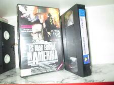 VHS - Es war einmal in Amerika - Auf einer Kassette - VPS Goßcover RARITÄT