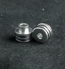 J&L Eje Pasante 15mm - > 5mm Qr HUB Adaptador de Conversión Ajuste hope, dt Swiss, Mavic, Easton