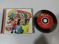 CARTOONS TOONAGE CD 1998 FLEX RECORDS DENMARK