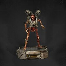 "Official Doom 12"" (30cm) Revenant Statue on LED-lit base *NEW* + Warranty!"
