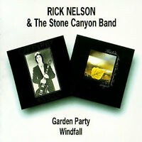 RICK NELSON - GARDEN PARTY/WINDFALL NEW CD