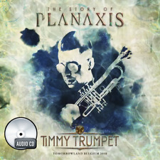 Timmy Trumpet - Live @ Tomorrowland 2018 (Belgien) – 22-07-2018 – AUDIO CD