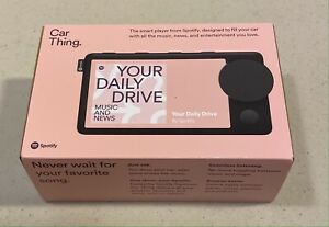 Spotify Car Thing Brand NEW in Box Limited Edition